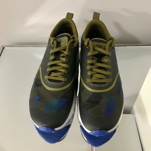 quality design 07376 9f35b Nike Shoes - Women Nike Air Max Thea JCRD Olive Green Sneakers